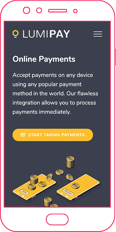 Mobile Online Payments